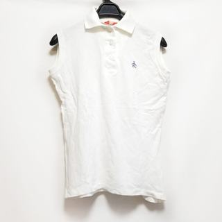 マンシングウェア(Munsingwear)のマンシングウェア ノースリーブポロシャツ(ポロシャツ)