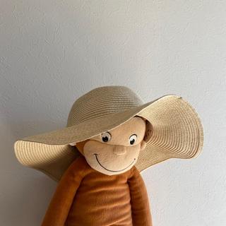 エイチアンドエム(H&M)のH&M 麦わら帽子(ハット)