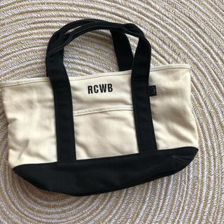 ロデオクラウンズワイドボウル(RODEO CROWNS WIDE BOWL)のnana様専用 RCWB ロデオ トートバッグ(ハンドバッグ)