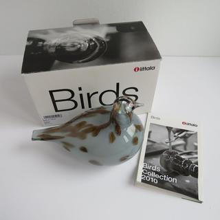 イッタラ(iittala)のIittala Bird Oiva Toikka イッタラ ガラス 鳥 バード (ガラス)