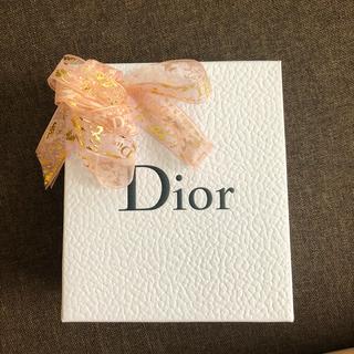 ディオール(Dior)のDior リボン 箱 セット(ラッピング/包装)