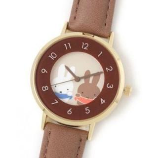 スタディオクリップ(STUDIO CLIP)のスタディオクリップ×ミッフィー 腕時計 ミッフィーメラニー(腕時計(アナログ))