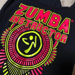 ズンバ(Zumba)のズンバ トップス 美品(ダンス/バレエ)