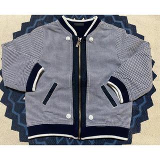 フェンディ(FENDI)の【美品】FENDI フェンディ ブルゾン 18M(約86cm)(ジャケット/コート)