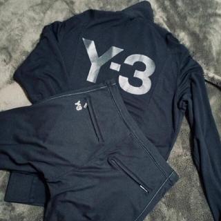 ワイスリー(Y-3)の【売り切り価格】人気 ヨウジヤマモト Y-3 adidas セットアップ(ジャージ)
