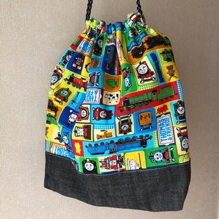 着替え袋(キ77)(バッグ/レッスンバッグ)