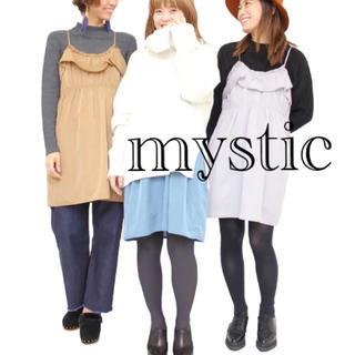 ミスティック(mystic)の新品 ミスティック  キャミソール ワンピース(ひざ丈ワンピース)