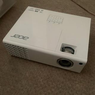 エイサー(Acer)のacre h6510bd  フルHDプロジェクター(プロジェクター)