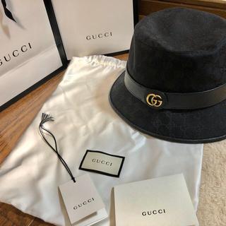 グッチ(Gucci)のGUCCI バケットハット(ハット)