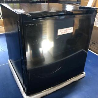 アイリスオーヤマ(アイリスオーヤマ)のアイリスプラザ 1ドア 冷蔵庫 46L ブラック PRC-B051D-B (冷蔵庫)