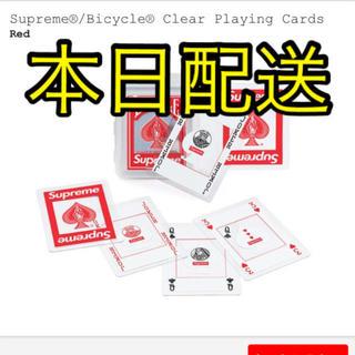 シュプリーム(Supreme)のsupreme トランプ シュプリーム カード card(トランプ/UNO)