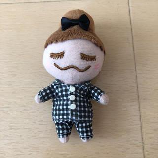 メゾンドリーファー(Maison de Reefur)の梨花ちゃん人形 パジャマ(キーホルダー)