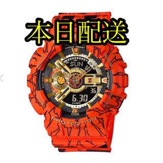 ジーショック(G-SHOCK)のCASHIO ドラゴンボール G-SHOCK 新品未使用 未開封(腕時計(デジタル))