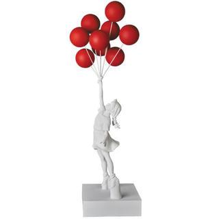 メディコムトイ(MEDICOM TOY)の国内正規 新品 未開封 即納 Flying Balloons Girl Red(その他)