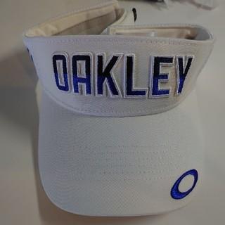 オークリー(Oakley)のOAKLEY サンバイザー メンズ ゴルフ(サンバイザー)