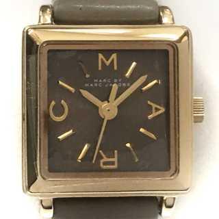マークバイマークジェイコブス(MARC BY MARC JACOBS)のマークジェイコブス 腕時計美品  MBM1312(腕時計)