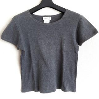 アニエスベー(agnes b.)のアニエスベー 半袖カットソー サイズ1 S(カットソー(半袖/袖なし))