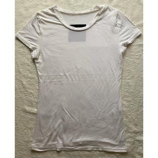 バーニーズニューヨーク(BARNEYS NEW YORK)のYOKO CHAN コンパクトTシャツ カットソー(Tシャツ(半袖/袖なし))