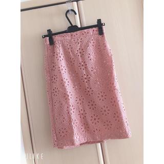 レディー(Rady)の上品レースタイトスカート♡Rady新品(ひざ丈スカート)