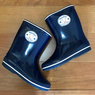 ファミリア(familiar)のfamiliar レインブーツ 長靴 16cm 男の子(長靴/レインシューズ)