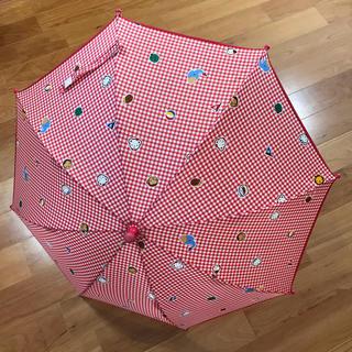 ファミリア(familiar)の【最終値下げ】familiar 傘 43cm 女の子(傘)