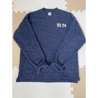 アールニューボールド(R.NEWBOLD)の【値下げ】R.newbold セーター ニット XLサイズ(ニット/セーター)