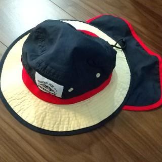 マーキーズ(MARKEY'S)の日よけ付き 帽子(帽子)