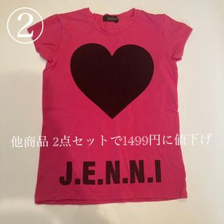 ジェニィ(JENNI)のSISTER Jennii Tシャツ ANAP(Tシャツ(半袖/袖なし))