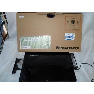 美品!LENOVO 15.6inc CPUi5 H/D700GB MEM4GB (ノートPC)