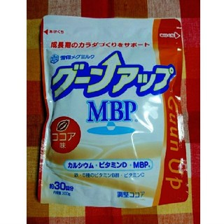 ユキジルシメグミルク(雪印メグミルク)の雪印メグミルク グーンアップ ココア(その他)