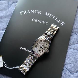 フランクミュラー(FRANCK MULLER)のフランクミュラー 腕時計 レディース(腕時計)