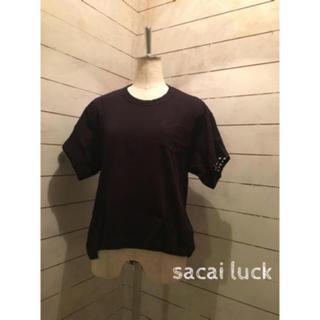 サカイラック(sacai luck)のサカイラック 黒 Tシャツ シアタープロダクツ マルニ ユナイテッドトウキョウ(Tシャツ(半袖/袖なし))