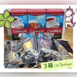 オーガニック ルイボスティー 3箱【costco】(茶)