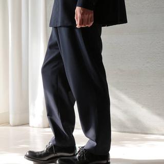 マルニ(Marni)の出品最終日 /MARNI Tropical Wool Easy Trousers(スラックス)