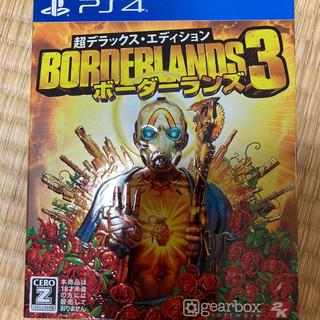 プレイステーション4(PlayStation4)のボーダーランズ3 超デラックス・エディション PS4(家庭用ゲームソフト)
