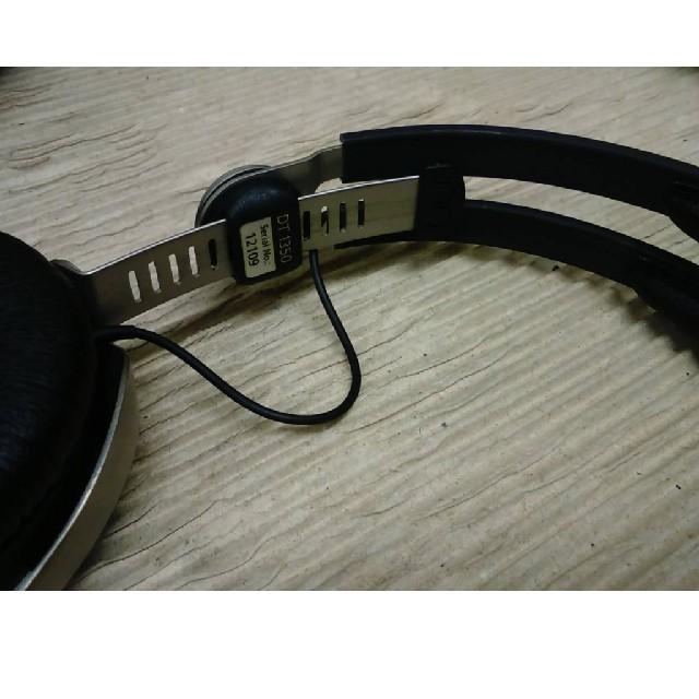 iriver(アイリバー)のトミーサンセット様専用  beyerdynamic DT1350 スマホ/家電/カメラのオーディオ機器(ヘッドフォン/イヤフォン)の商品写真