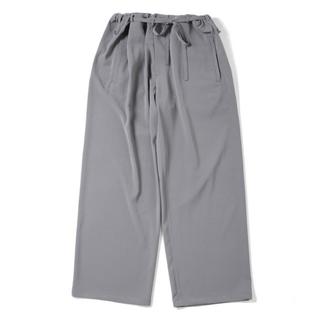 コモリ(COMOLI)の新品未使用 yoke 20ss FREE EASY PANTS size S(スラックス)
