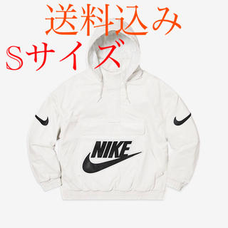 シュプリーム(Supreme)のSupreme × NIKE Leather Anorak Jacket!(レザージャケット)