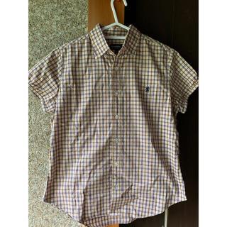 ジムフレックス(GYMPHLEX)のジムフレックス チェックシャツ(Tシャツ(半袖/袖なし))