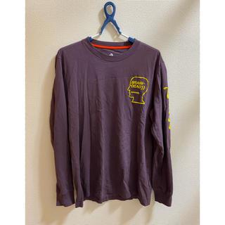 コンバース(CONVERSE)のconverse × brain dead ロングtシャツ L(Tシャツ/カットソー(七分/長袖))