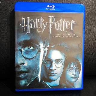 ユニバーサルスタジオジャパン(USJ)のハリーポッター コンプリートセット Blu-ray(外国映画)