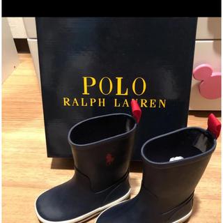 ポロラルフローレン(POLO RALPH LAUREN)のキッズ長靴 ラルフローレン(長靴/レインシューズ)