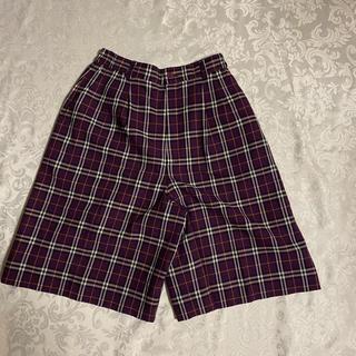 バーバリー(BURBERRY)のBURBERRY ♡ キュロットスカート(キュロット)
