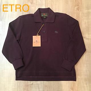 エトロ(ETRO)の【新品】エトロ キッズポロシャツ(Tシャツ/カットソー)