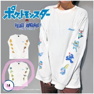 ポケモン(ポケモン)のポケモン ロンT 旅立ちの3匹 くさ(Tシャツ(長袖/七分))