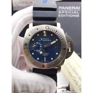 パネライ(PANERAI)のパネライ ルミノール サブマーシブル腕時計(腕時計(アナログ))