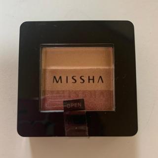 ミシャ(MISSHA)のMISSHA 韓国 アイシャドー(アイシャドウ)