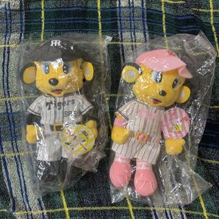 ハンシンタイガース(阪神タイガース)の阪神タイガース ラッキートラッキー新品ぬいぐるみ(ぬいぐるみ/人形)