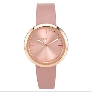 フルラ(Furla)の【FURLA】ローズピンク腕時計(腕時計)