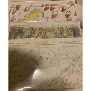 ジブリ(ジブリ)のミツハル様専用!スタジオジブリレイアウト展 ポストカード3種セット(その他)